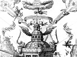 The Mysterious Fraternity of the Rosicrucians