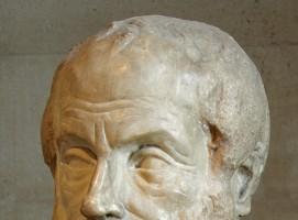 aristotle sculpture
