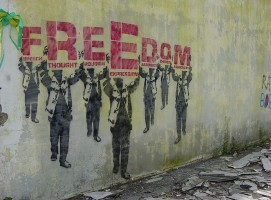 The dark side of freedom