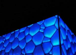 Fig 9 - Water Cube Aquatic Centre (Beijing)