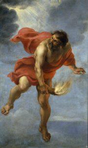 Jan_Cossiers_-_Prometeo_trayendo_el_fuego,_1637