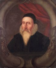 John Dee – Magician, Mathematician and Angelologist