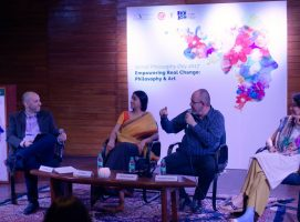 Empowering Real Change: Philosophy & Art Panel Discussion on World Philosophy Day 2017
