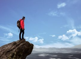 Scaling An Inner Summit