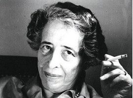 The Spectre of Totalitarianism – Hannah Arendt (1906-1975)