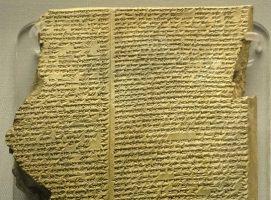 Ashurbanipal and his Library