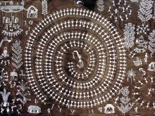 Celebrating the Meaning of Life in Warli Art