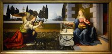 When Does a Renaissance Start?  The meaning of the Annunciation