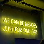 Courage to Be A Daily Hero