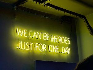Daily hero
