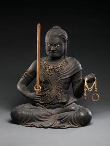 Ferocious Deities of Japan